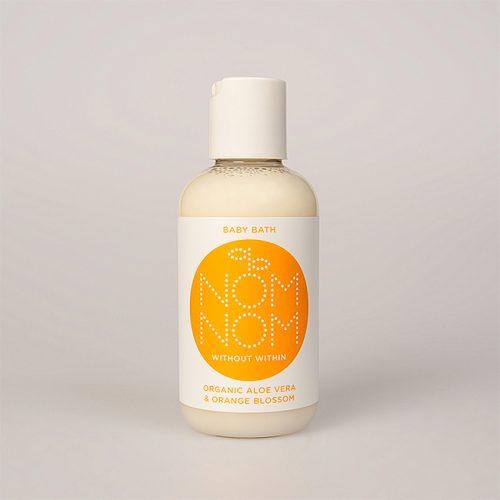 organic baby wash