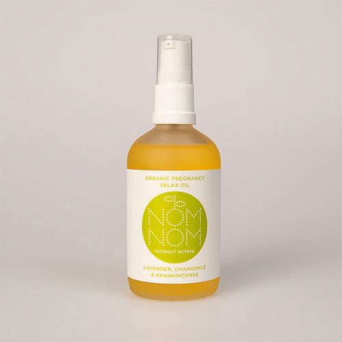 pregnancy labour massage oil