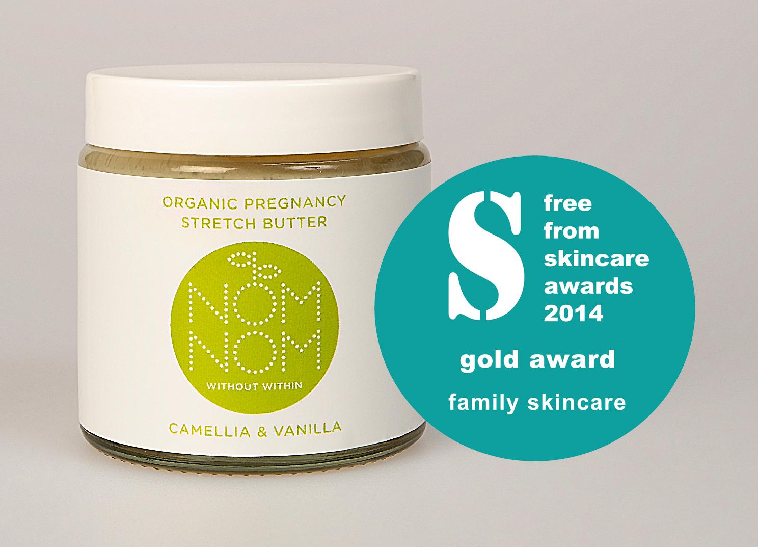 Nom Nom Wins Major Family Skincare Award
