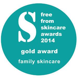Family skincare winner 2014