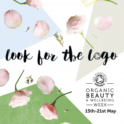 organic beauty and wellbeing week