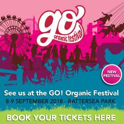 Go Organic Festival – get a 3rd OFF!