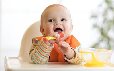 Baby Weaning Guide and 5 Tips